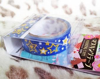 Stars of the Night - Mini Deco Sticky Tape