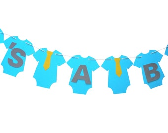 Gallery For > Boy Baby Shower Banner Clipart