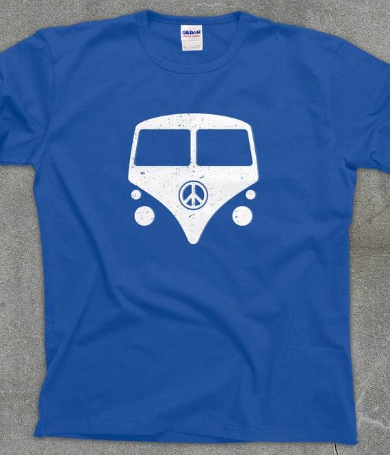 Magic Bus t shirt - Retro tshirt - You Choose Color