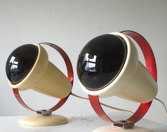 heat lamp dutch design Charlotte Perriand mid century modern vintage design