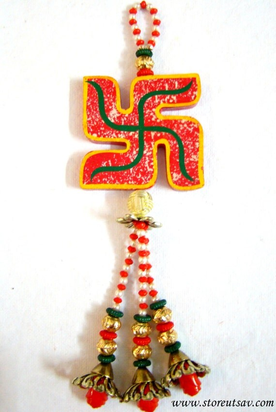 Home decor indian handicraft wall decor handmade good luck for Good luck home decor