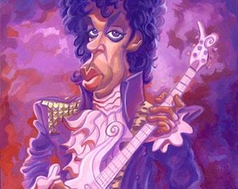 Prince, print