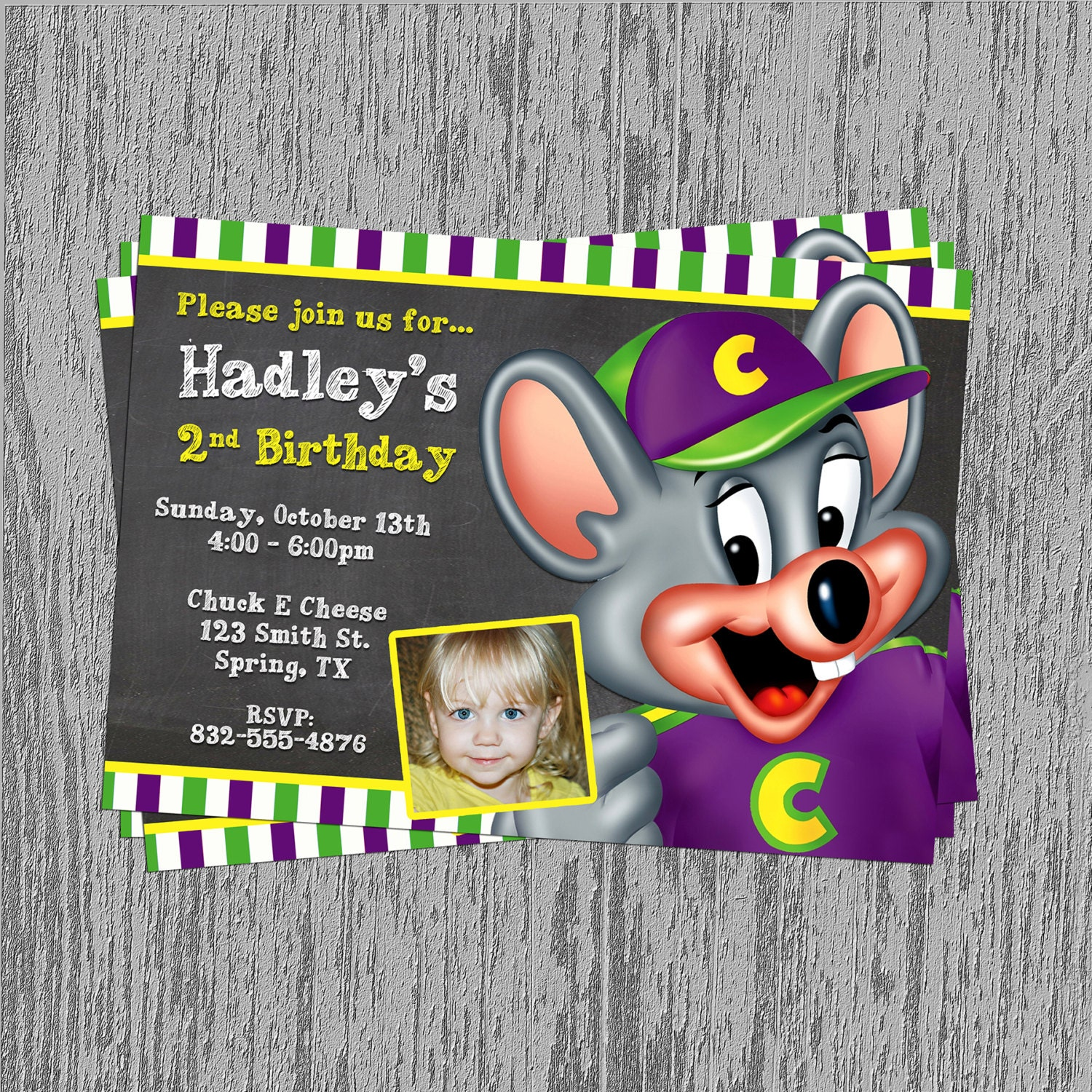 Chuck E Cheese Birthday Invitations was very inspiring ideas you may choose for invitation ideas