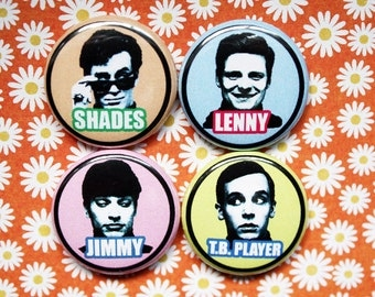 That Thing You Do Tom Hanks- One Inch Pinback Button Magnet Set