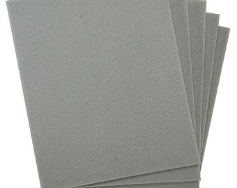 Sanding Sponges, Foam Rubber/Aluminum Oxide 400 grit (Pkg of 5)  (EM6006)