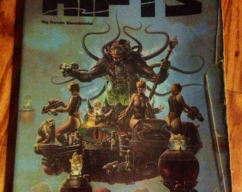 RIFTS: Role-Playing Game (RPG)