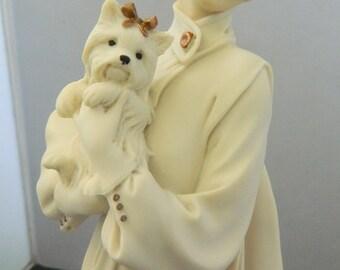 Signora Giuseppe Armani Figurine di porcellana di Yorkshire - il_340x270.585827907_87ix