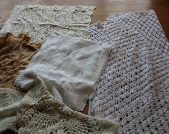 Vintage Crochet Lot of 10