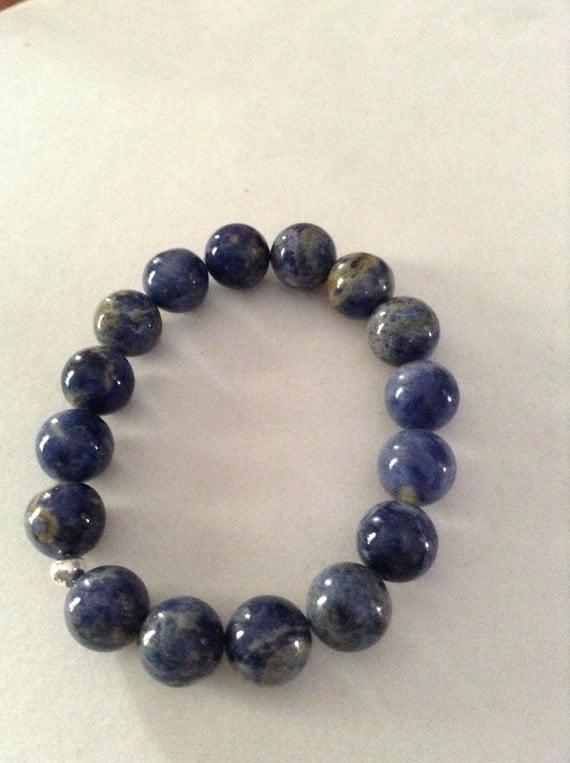 Sodalite Stretch Bracelet B6151782