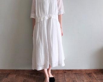 Bohemian maxi dress fluid dress