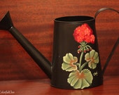 Geranium Watering Can - ColorfulCleo