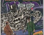 Batman; Vol 1, 304 Bronze Age Comic Book.  VF+. Oct 1978.  DC Comics