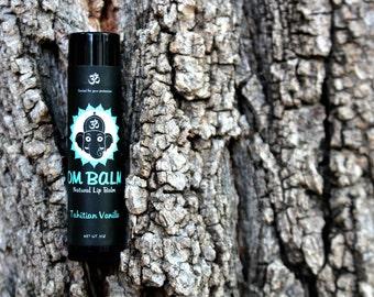 Natural Lip Balm, Vanilla or Peppermint