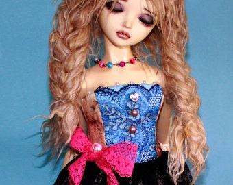 BJDs Clothing-Circus Girl for 1/3 size doll