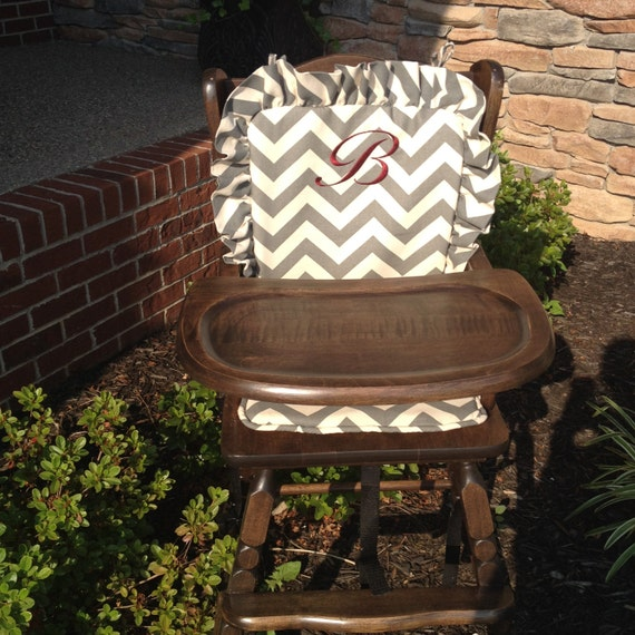 high chair cove grayr highchair cover high chair cushion