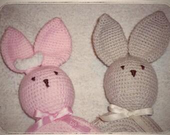 Crochet Baby Rattle