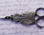 Embroidery Scissors: Owl