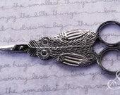 Embroidery Scissors: Owl