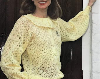 Bond Knitting Patterns : Vintage BOND Knitting Machine Pattern by LucysPatternBox on Etsy