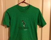 Bright Eyes Green Band T-Shirt