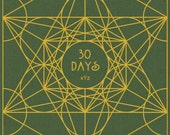 30 Days ~ anthology of illustrated science and nature poetry