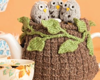 Knitting Pattern For Yoda Tea Cosy : Tea cozy Etsy