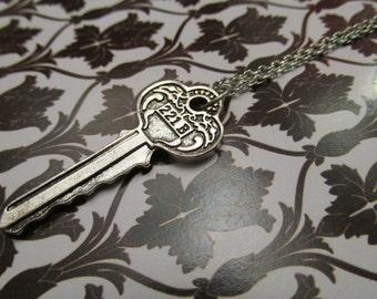 Key To 221B Necklace