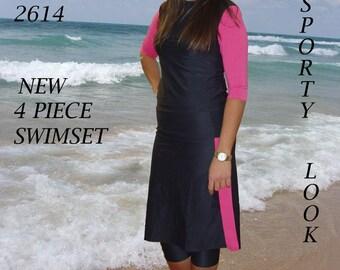 original modest swimwear for women and girls