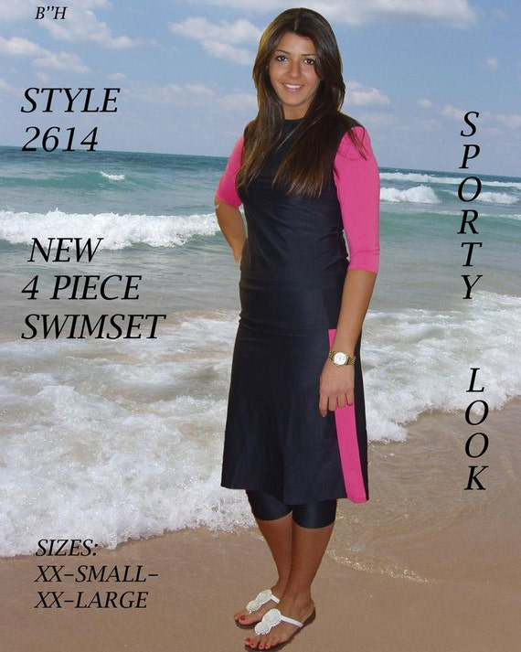 original modest swimwear for women and girls