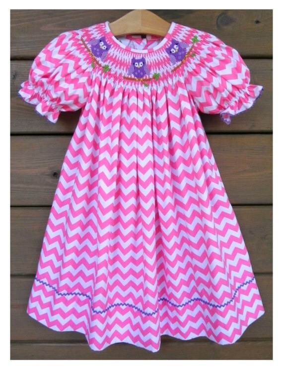 Find great deals on eBay for smocked dresses owl. Shop with confidence.