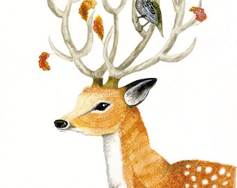 The Tree Deer