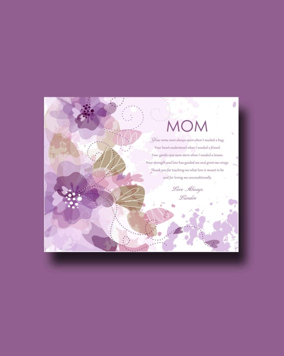 Gift For Mom On Wedding Day : Gift for Mother, Gift for Mom, Personalized gift for Mom, Mothers Day ...