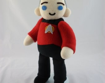 Cuddly Plush Space Explorer