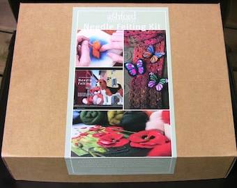 Ashford Needle Felting Kit