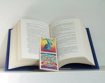 Garbage Pail Kids Trading Card Bookmark- Garbage Pail Kids Bookmark - Garbage Pail Kids - Trading Card Bookmark - Laminated Bookmark