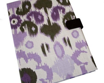 Samsung Galaxy Tab Case Kindle HDX HD Cover iPad Air Mini Kindle Paperwhite Nexus Tablet Asus Case Kobo Ikat purple Magnetic Closure