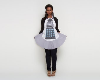 Dalek - Women's Hostess Apron