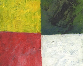 Original Painting - 'Easy Colors' by Peter Mack