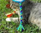 Unicorn Cat Hat, Unicorn Hat for Cats, Unicorn Cat Costume