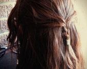 The Trio Kit Beard/Hair Bead Kit viking dwarf viking biker hair bead kit