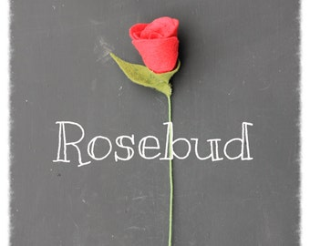 Rosebud - Build Your Own Bouquet