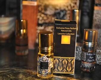 Egyptian Musk Superior Oil 3ml - Softly Floral Musk Perfume Oil Alcohol Free Misk Attar Parfum | Sharif Laroche Collection Agarscents Bazaar