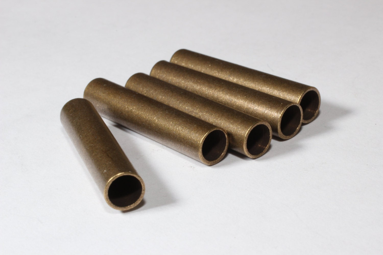 Pcs bronze tube beads spacer mm