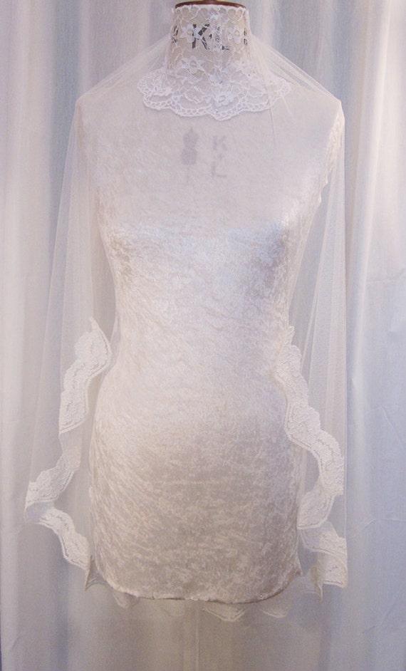 Custom order for Gemma Whalley - Josephine veil special length
