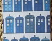 TARDIS through the ages journal