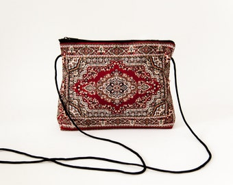 Turkish Woven Bag (b)