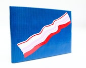 Bacon Duct Tape Wallet - by jDUCT