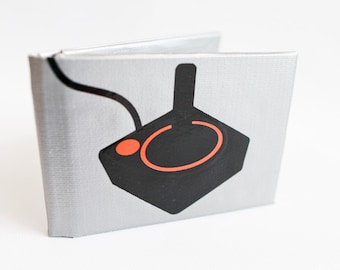 Atari Duct Tape Wallet - by jDUCT