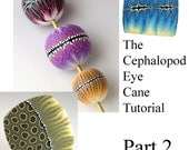 Tutorial - Make a Cephalopod Eye Cane part 2 - NEW LOW PRICE
