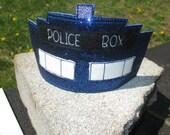 Police Box Tiara